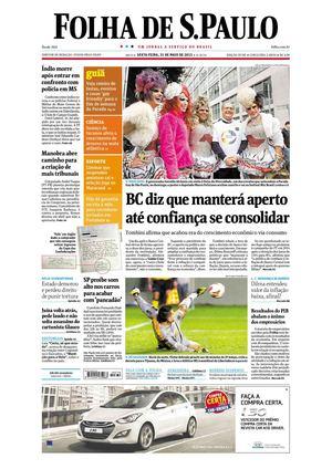 20ca0b55acd Calaméo - Folha de São Paulo 31-05-2013