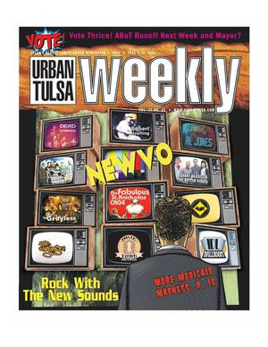 Urban Tulsa Weekly,  June 6-12, 2013