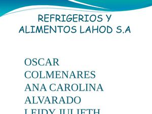Alimentos Lahod
