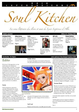 Soul kitchen n°2