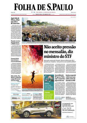 e8889eefa2f Calaméo - Folha de São Paulo 06-06-13
