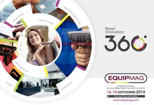 EQUIPMAG 2014 - Le salon du retail, de la distribution et de la distribution