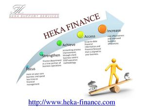 Outsourced Finance and Accounting Services