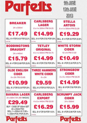 Stockport 1 Week Offers