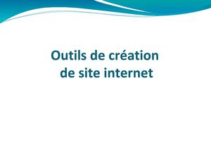 outils internet