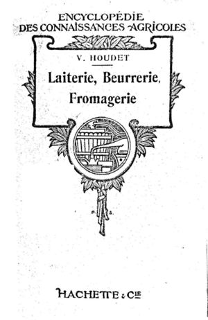 - Laiterie beurrerie fromagerie Houdet ROC -