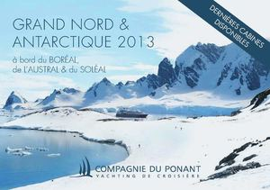 Grand Nord & Antarctique 2013