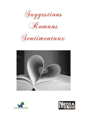 Suggestions Romans Sentimentaux