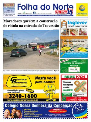 Folha do Norte da Ilha ed 174