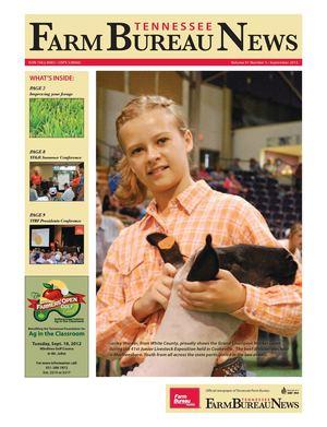 Calaméo - September 2012  Tennessee Farm Bureau News b4811ea8169c4
