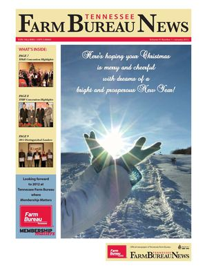 January 2012: Tennessee Farm Bureau News