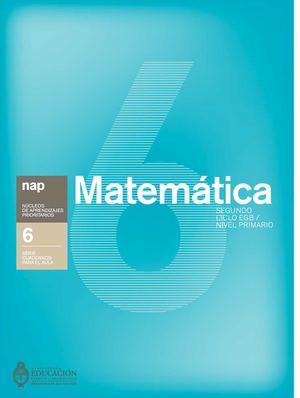 Calaméo - Sexto Año. Matemática