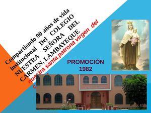 Calaméo Invitación A Participar De 90 Años Colegio