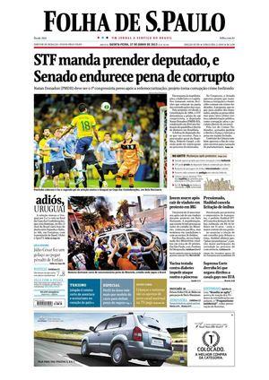 9d8f80ed78a Calaméo - Folha de São Paulo 27-06-2013