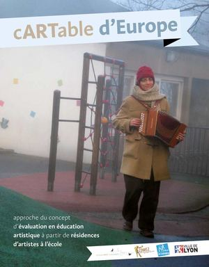cARTable d'Europe
