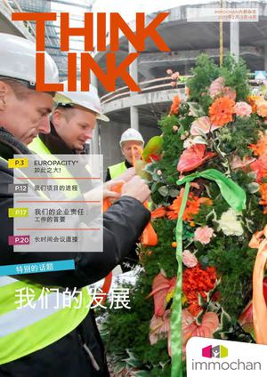 Thinklink No.11 (Chinese version)