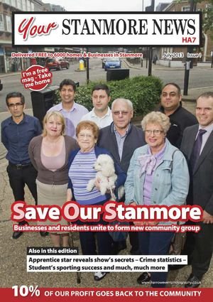 Your Stanmore News July 13