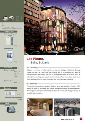 MSAircon Solution LesFleurs Boutique