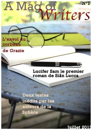 A Mag of Writers n°1