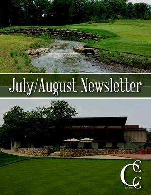 CCC Newsletter / July & August