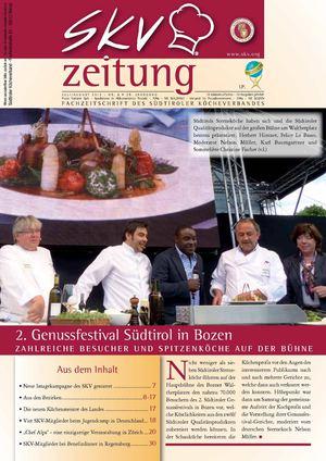 SKV Zeitung Ausgabe Juli 2013