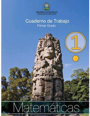 Calaméo - 1er Grado - Cuaderno de Trabajo - Matematicas