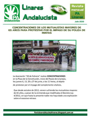 LINARES ANDALUCISTA Nº8
