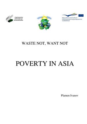 Poverty in Asia - Bulgaria