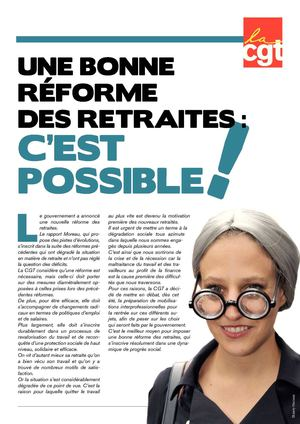 Le 4 Pages retraites !