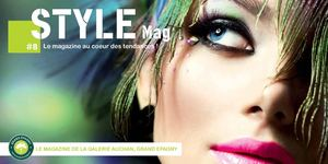 Style Mag #8 - Centre commercial Auchan Grand Epagny