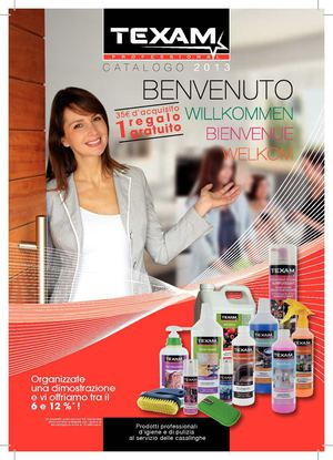 Catalogo Texam Professionnal