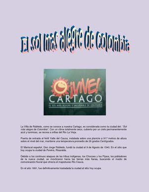 Revista de cartago