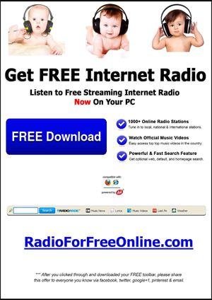 Listen To Free Music | Free Online Radio