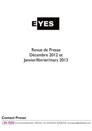Calaméo - RevueDePresseEyes 4e5735aa07e4
