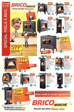 calam o bricomarche special poele bois v2. Black Bedroom Furniture Sets. Home Design Ideas