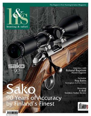 5d38b05471d Calaméo - h s Hunting and Safari Magazine Issue 7