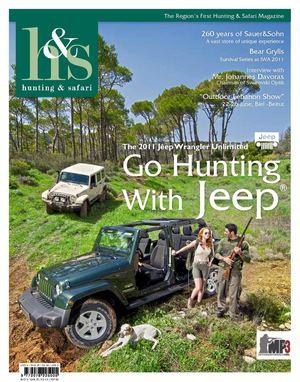 Calaméo - h&s Hunting and Safari Magazine Issue 5