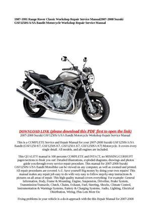 calam o www tradebit com visit php 424362 product 222087030 rh calameo com Suzuki Motorcycle Manuals PDF Suzuki Auto Repair Manuals