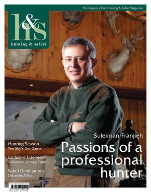 h&s Hunting and Safari Magazine Issue 1