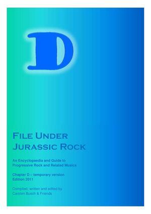 Calamo File Under Jurassic Rock D Temporary 2011