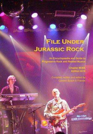 Calamo File Under Jurassic Rock M Ma 2010