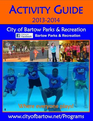 BPRD 2013-14 Activity Guide