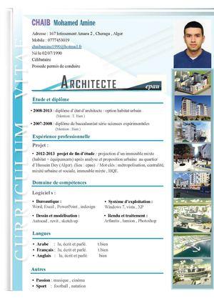 CV AMINE CH 7