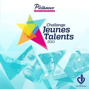 Catalogue Challenge Jeunes Talents 2013