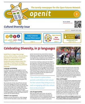 openit - issue 8 - Autumn 2013