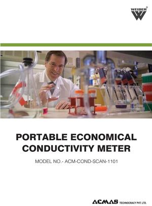 Portable Economical Conductivity Meter