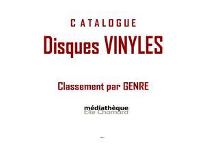 Calaméo - Médiathèque - Catalogue des vinyls - Déc 2009 152aad07e02d