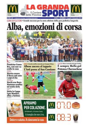 Calaméo - La Granda Sport - 03-2013 - Il Corriere delle Province