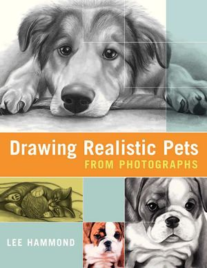 Drawing realistic pets from photograps