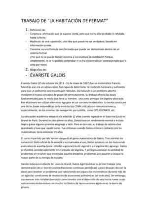 Calaméo - Resumen trabajos La Habitación de Fermat
